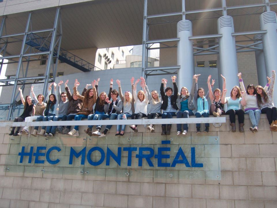 hec montreal Top 10 trường MBA tại Canada