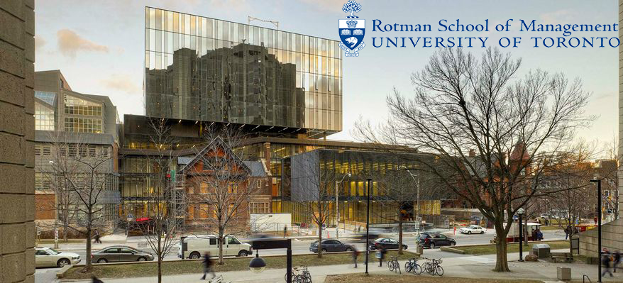 rotman header Top 10 trường MBA tại Canada